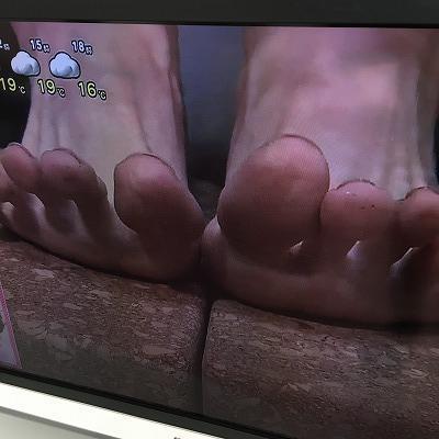 足の指を鍛える運動1
