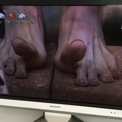 足の指を鍛える運動2