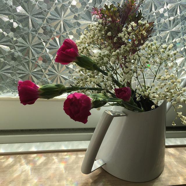 ブルーミーライフ4日後の花