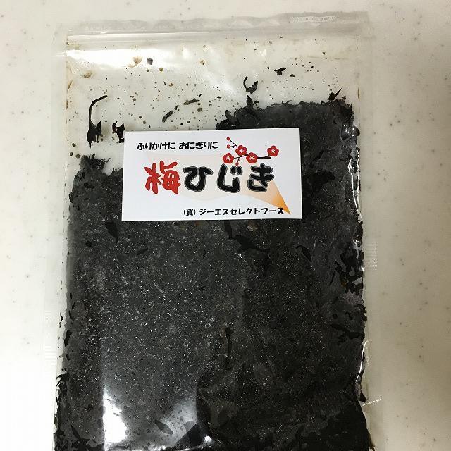 楽天市場・梅ひじきの口コミ