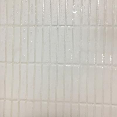 掃除後の風呂床