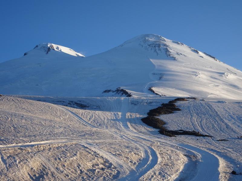 エルブルース(5642m)登山[2015年...