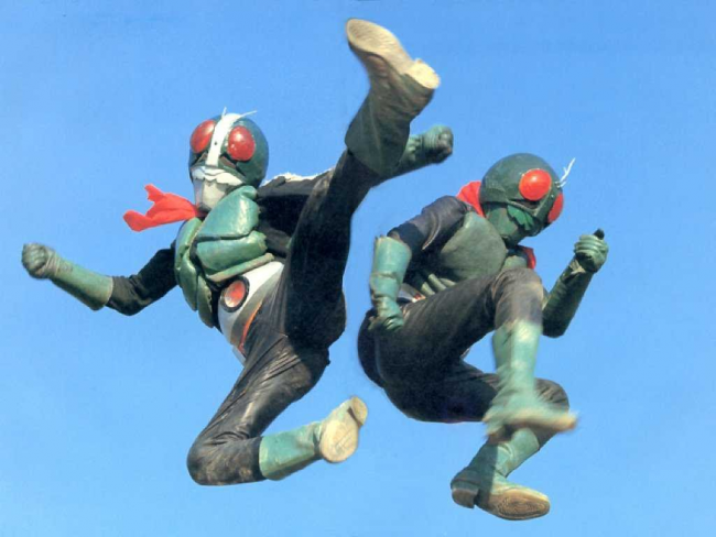 昭和46年の仮面ライダーみどころ