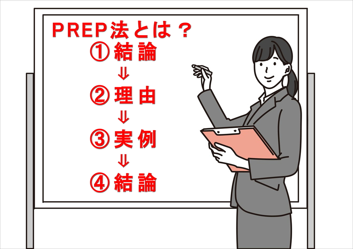 PREP法とは?