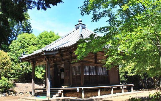 安祥寺の地蔵堂と大師堂
