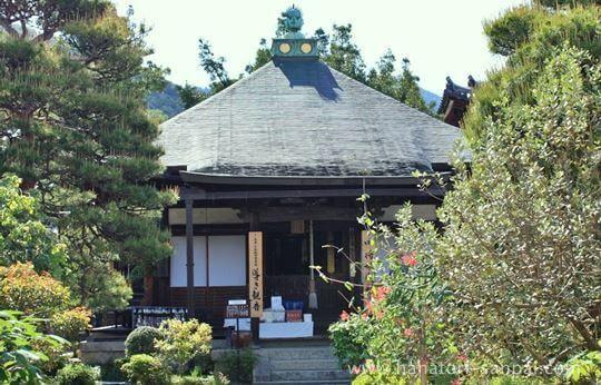 當麻寺中之坊の本堂