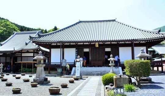 當麻寺の奥院