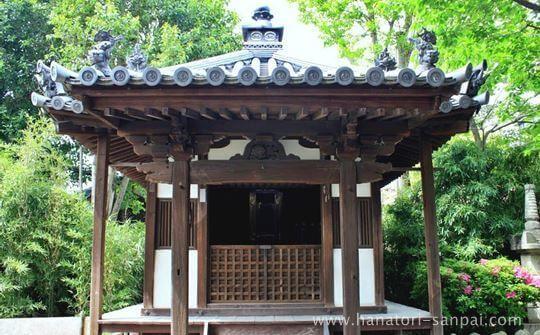 八坂の塔法観寺の太子堂