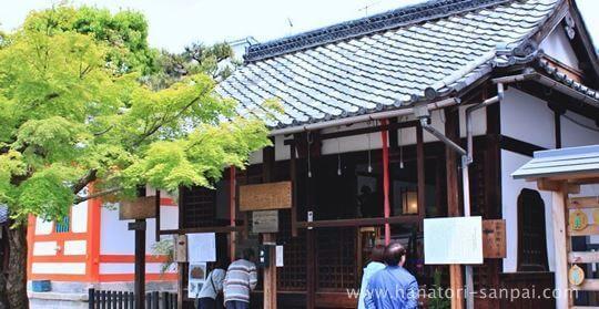 六道珍皇寺の閻魔堂