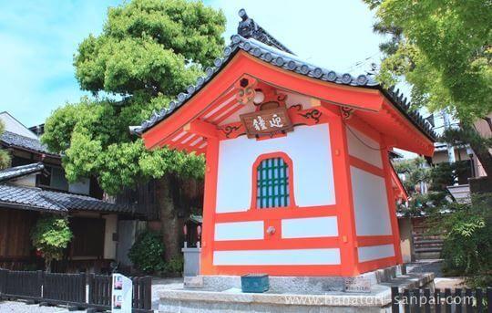 六道珍皇寺の迎鐘