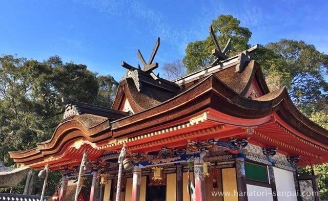 大阪の錦織神社