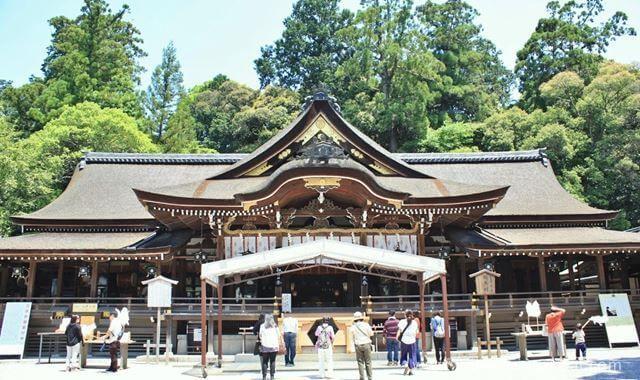 奈良の大神神社