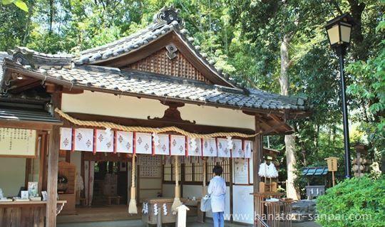 久延彦神社の本殿
