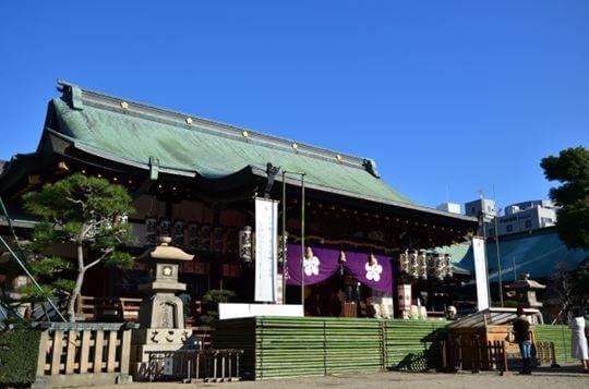 大阪の大阪天満宮
