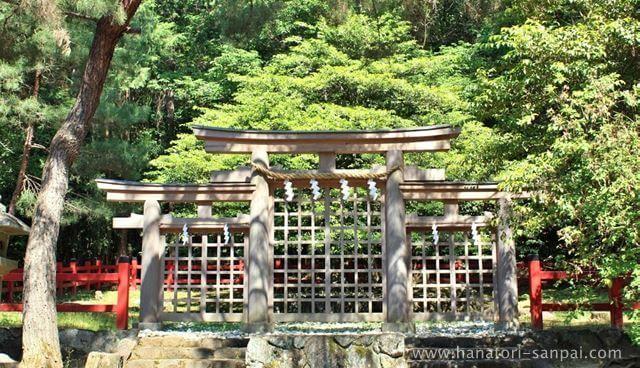 奈良の檜原神社