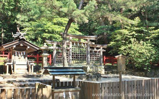 檜原神社の鳥居