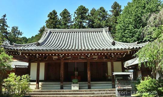 延命寺の本堂