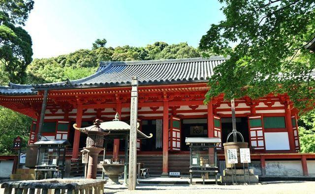 大阪の観心寺