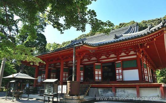 観心寺の金堂