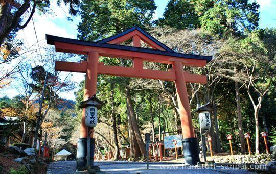 滋賀の日吉大社