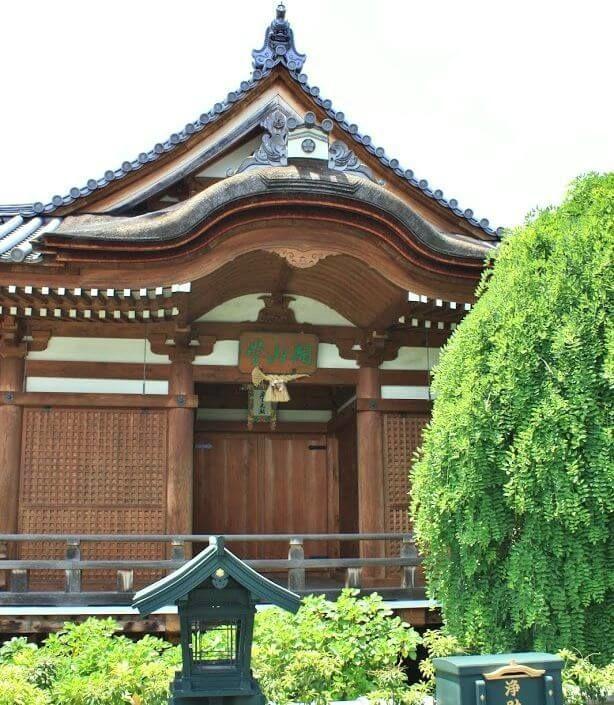 総持寺の開山堂