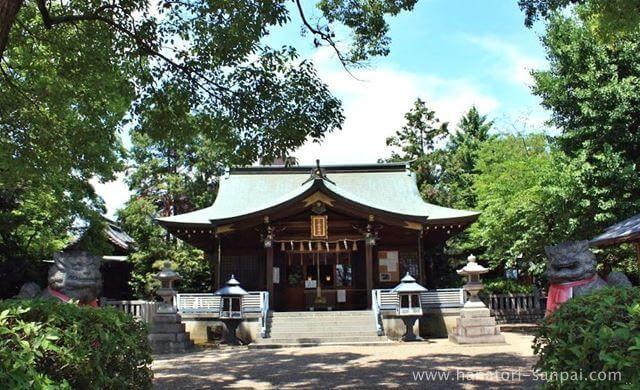 大阪の疣水磯良神社