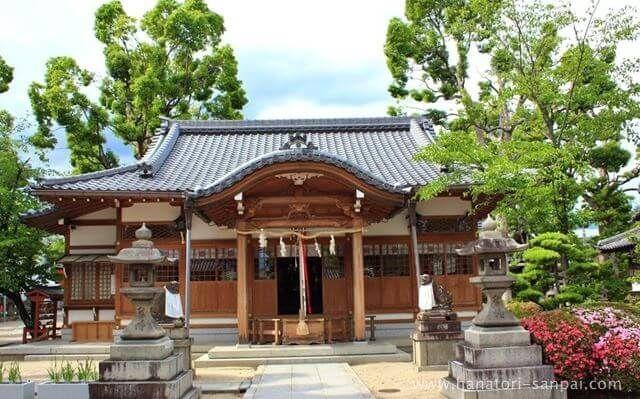 大阪の野見神社