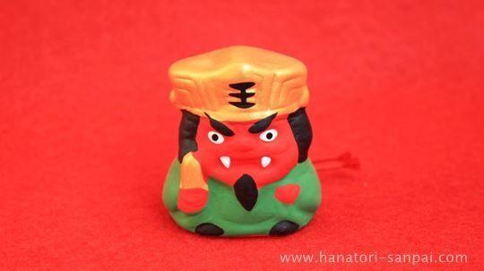 京都の引接寺の閻魔のおみくじ