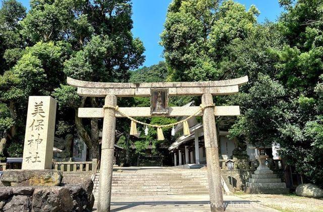 島根の美保関の美保神社