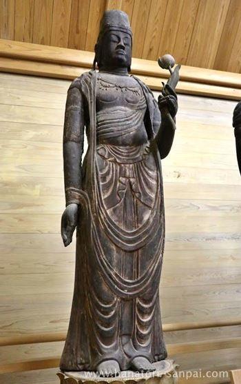 佛谷寺の聖観音菩薩