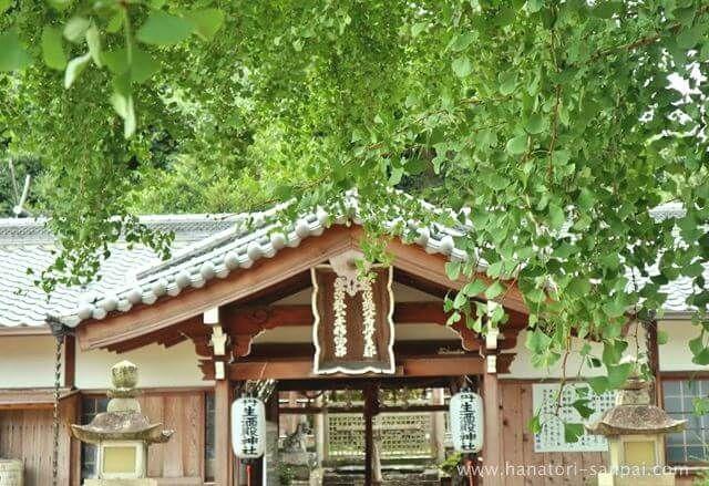 和歌山の丹生酒殿神社