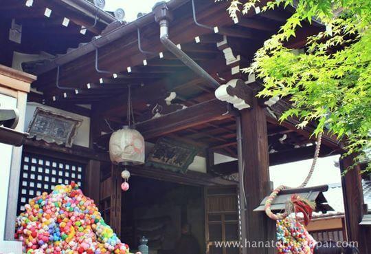 八坂庚申堂の本堂