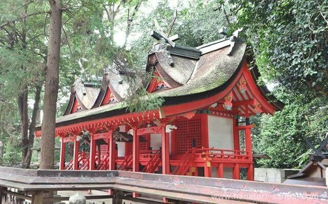 奈良の鏡作坐天照御魂神社