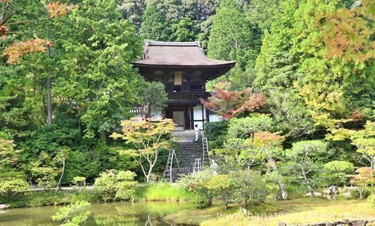 円成寺の楼門