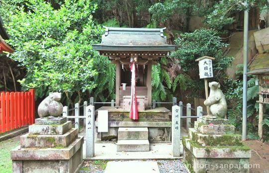 大豊神社の大国社