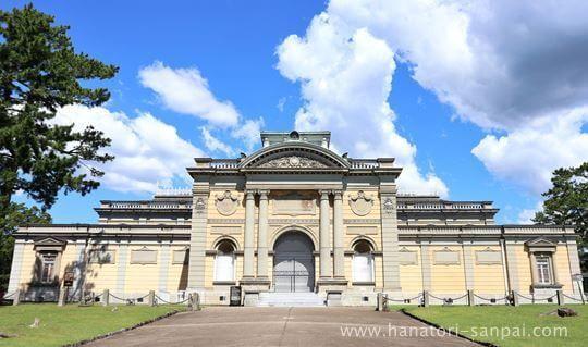 奈良国立博物館の本館