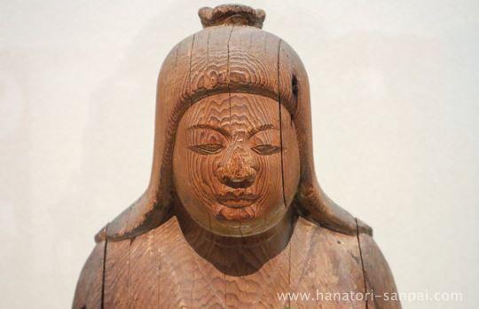 特別展奈良博三昧の女神坐像
