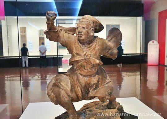 特別展奈良博三昧の伽藍神立像