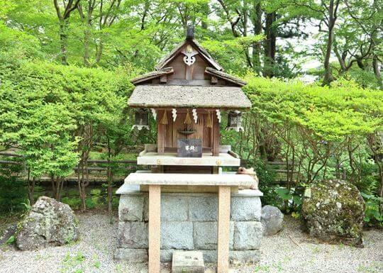 談山神社の祓戸社