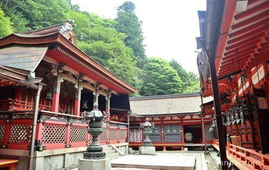 談山神社の本殿