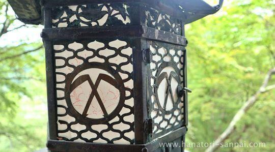 談山神社の吊り燈籠