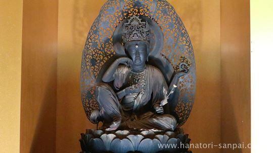 談山神社の如意輪観音菩薩像