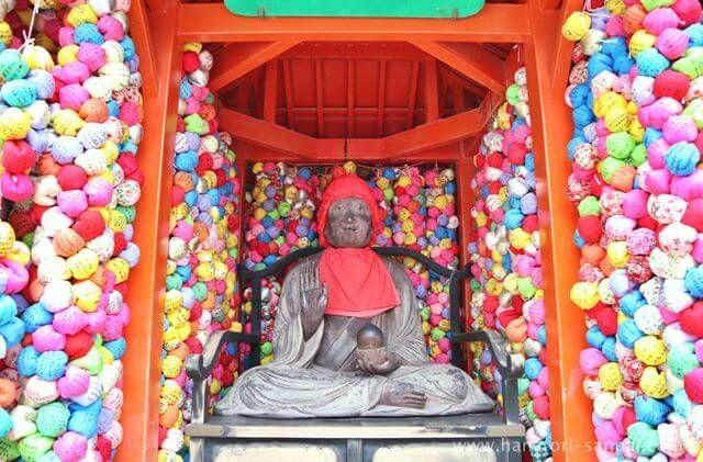京都の八坂庚申堂
