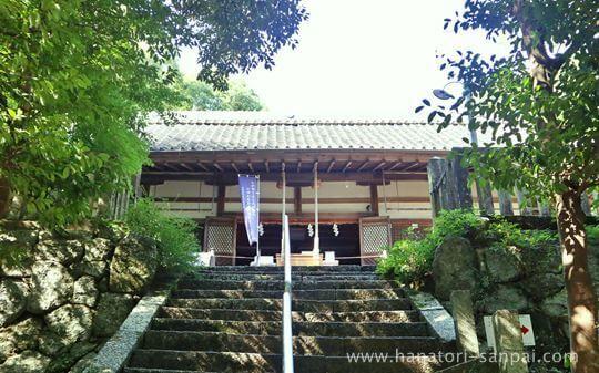 奈良の葛木坐火雷神社