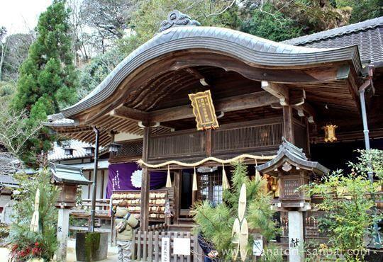 奈良の葛城一言主神社