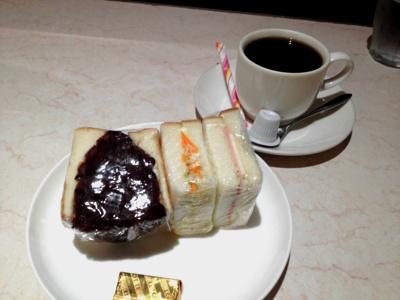 名古屋 GORDO CAFE モーニング