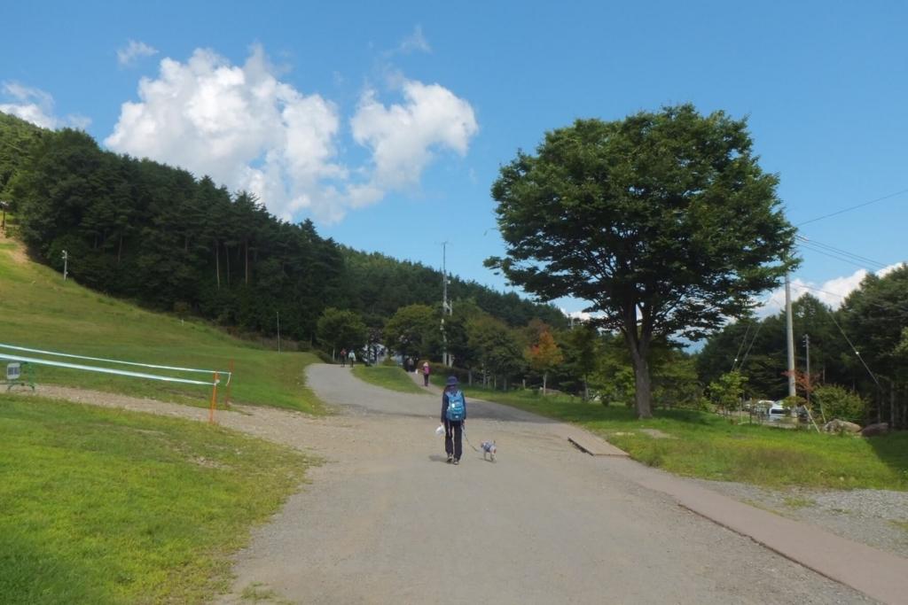 入笠山山麓駅