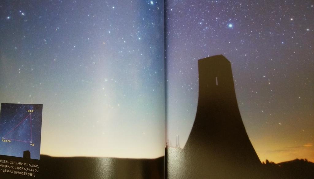 夜空と星の物語:美ヶ原