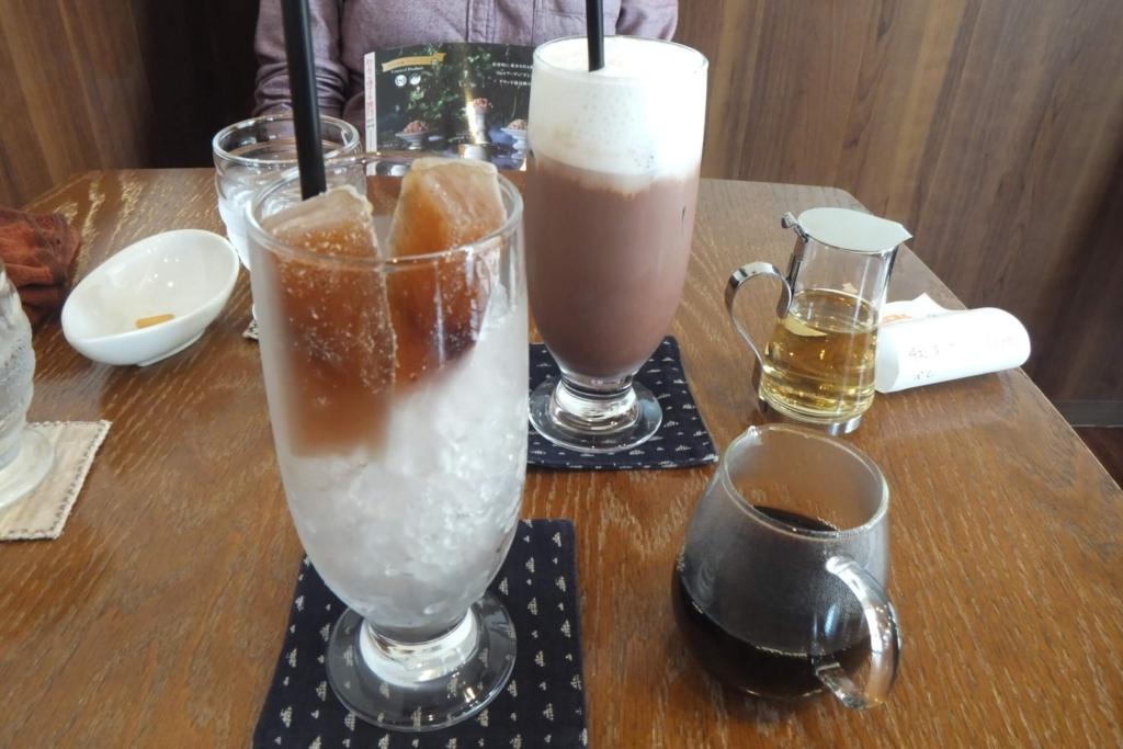 ドッグカフェ:恵那市フェリーチェ:コーヒー