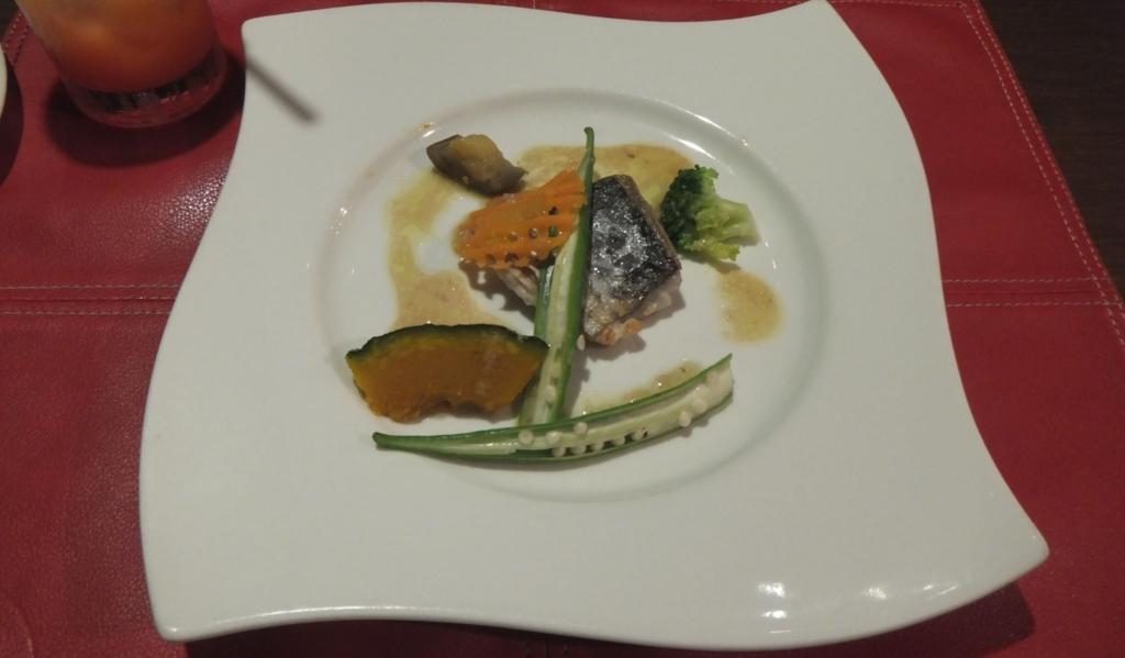 安曇野市:ラ・フェリチタァ お魚料理